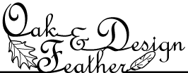 Oak and Feather Design